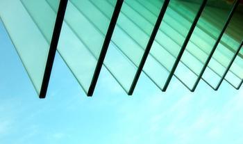 热熔胶与中空玻璃的结合