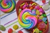 包装用贝博官网官网在糖果的应用