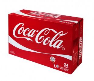 可口可乐封箱包装案例