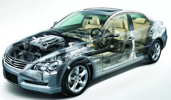 汽车行业内饰热熔胶应用案例